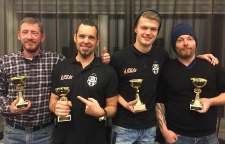 Danmark vandt igen EM guld for hold i gokart